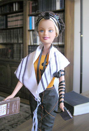 I'm A Barbie Girl...in A Jewish World? - Bril-LIA-nce